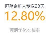恒大金服app投资28天新手标送35元微信红包 投资羊毛 理财羊毛  第1张