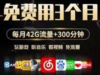 电信至尊卡申请29元月租,每月42G流量+300分钟通话 免费流量 免费话费 活动线报  第1张