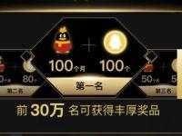 腾讯王卡谁是头号玩家积分打榜送最少5个Q币