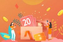 中国银行新客送20元话费券,5元充30元话费,无需中行卡