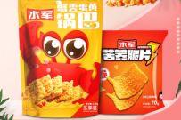 水军锅巴X招商银行,0.99元购零食礼包