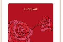 免费领兰蔻微信红包封面,使用期为3个月